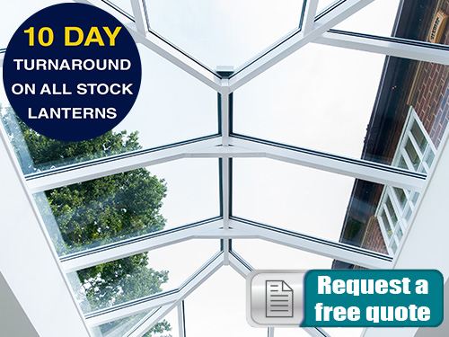 Rooflights and Roof Lanterns